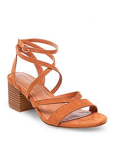 Madden Girl Leexi Block Heel Sandal