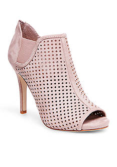 Madden Girl Ranked Perforated Shootie