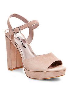 Madden Girl Shaarp Platform Sandals