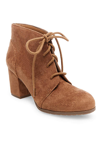 Madden Girl Torch Lace Up Bootie