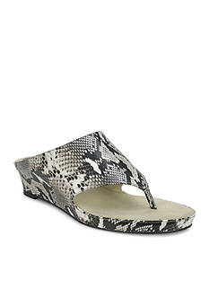 Tahari Mindy Wedge Sandal
