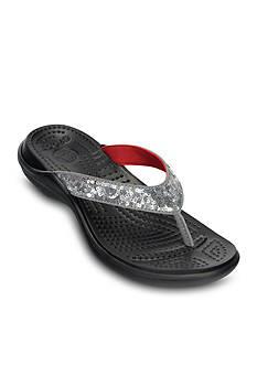Crocs Capri Thong Sandal