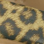Hiking Shoes for Women: Gold Crocs Kadee II Leopard Print Flip Flop