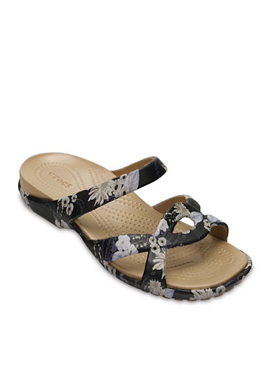 Crocs Meleen Twist Graphic Sandal