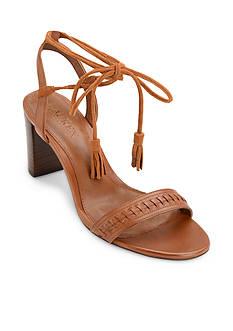 Ralph Lauren Helaine Ankle Wrap Sandal