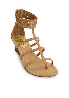 Ralph Lauren Meira Gladiator Wedge Sandal