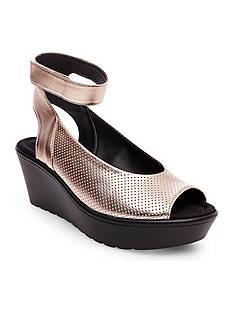 Steven Babelle Wedge Sandals
