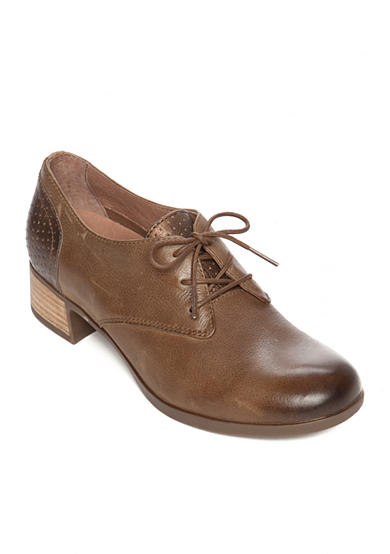 Dansko Louise Oxford Shoes