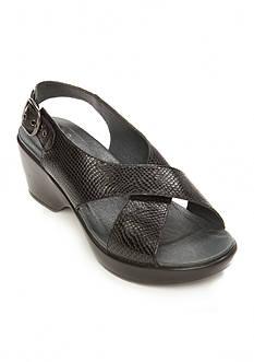 Dansko Jacinda Crossover Strap Sandal