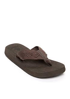 Reef Sandy Woven Strap Sandal