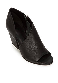 Eileen Fisher Drake Asymmetric Open Toe Heel