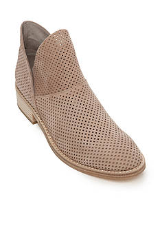 Eileen Fisher Perforated Pull On Bootie