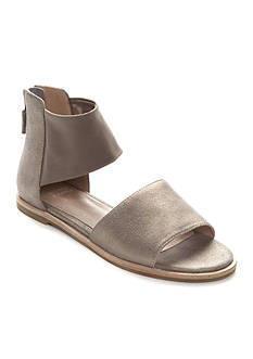 Eileen Fisher Sign Ankle Band Flat Sandal