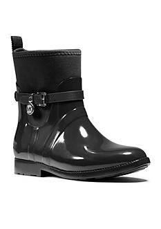 MICHAEL Michael Kors Charm Stretch Rain Boot