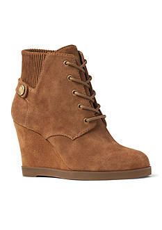 MICHAEL Michael Kors Carrigan Wedge Bootie