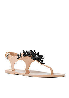 MICHAEL Michael Kors Lola Jelly Thong Sandal
