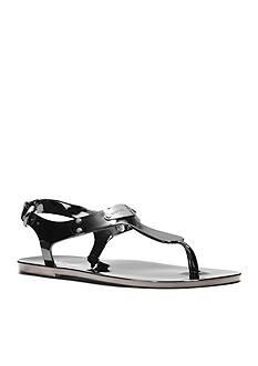 MICHAEL Michael Kors MK Plate Jelly Sandal