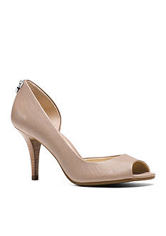 MICHAEL Michael Kors Hamilton Open Toe Flex Pump