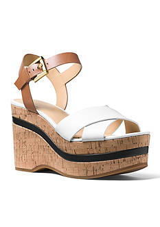 MICHAEL Michael Kors Chandler Wedge Sandals