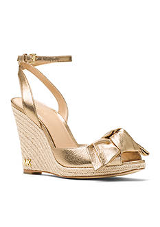 MICHAEL Michael Kors Willa Wedge Sandals