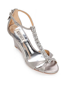 Badgley Mischka Romance II Wedge Sandal
