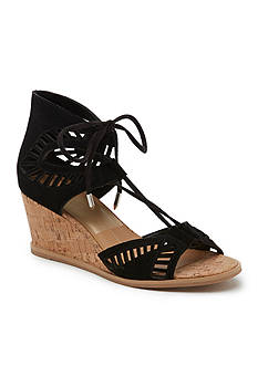 Dolce Vita Leika Cork Wedge Sandal