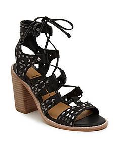Dolce Vita Lyndie Studded Block Heel Sandal