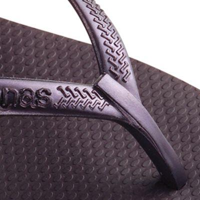 Thong Sandals for Women: Aubergine Havaianas High Light Flip Flop