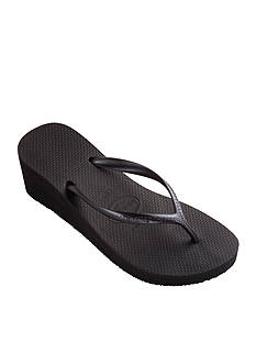 Havaianas High Fashion Wedge Flip Flop