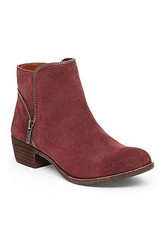Lucky Brand Boide Zip Bootie