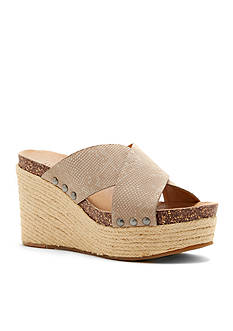 Lucky Brand Neeka Slide Sandals