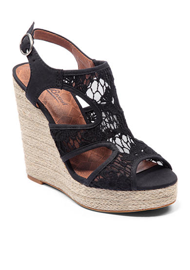 Lucky Brand Riedel Wedge Sandal