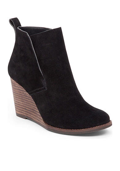 Lucky Brand Yameena Wedge Bootie