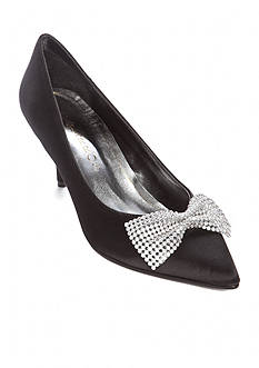 Caparros Ebow Jewel Bow Pump