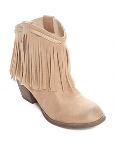 Rock and Candy by ZiGi Harper Fringe Booties