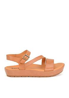Korks Tiffani Asymmetrical Sandal
