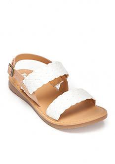 Korks Callista Woven Flat Sandal
