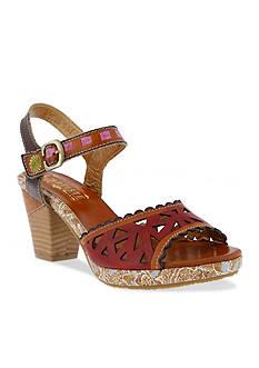 L'Artiste by Spring Step Acela Quarter Strap Sandal