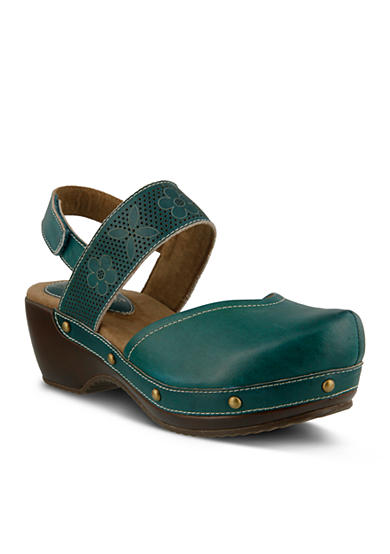 L'Artiste by Spring Step Amadi Mary Jane Clog
