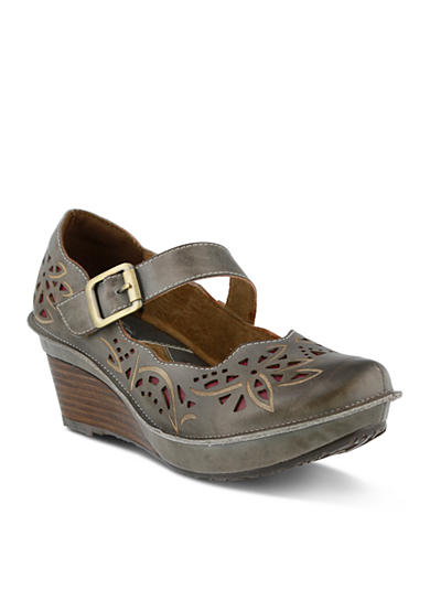 L'Artiste by Spring Step Amrita Mary Jane Wedge