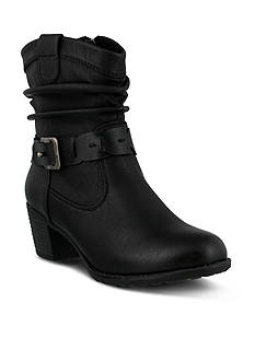 Spring Step Biddy Pull-On Bootie