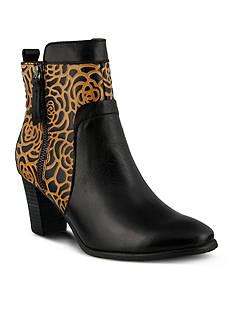 Spring Step Blackcherry Boot
