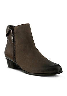 Spring Step Braise Slip On Bootie