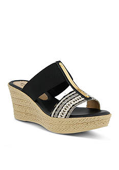 Spring Step Endina Wedge Sandals