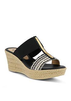 Spring Step Endina Wedge Sandals