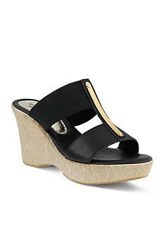 Spring Step Fontane Wedge Sandals
