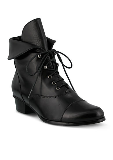 Spring Step Galil Lace Up Booties