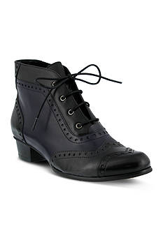 Spring Step Heroic Lace Up Bootie