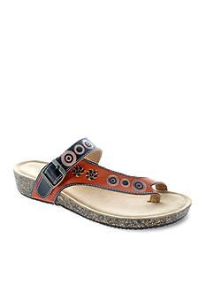 Spring Step Lonian Flat Sandal
