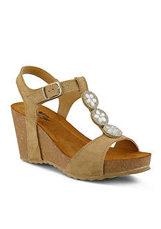 Spring Step Moriah Wedge Sandal